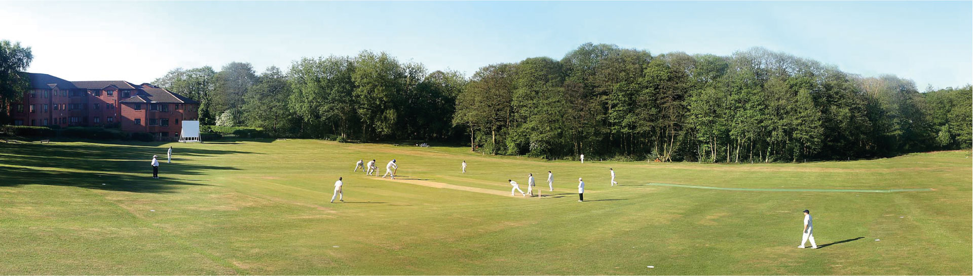 Four Oaks Saints Cricket Club